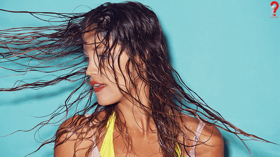 Make Your Hair Look Wet All Day