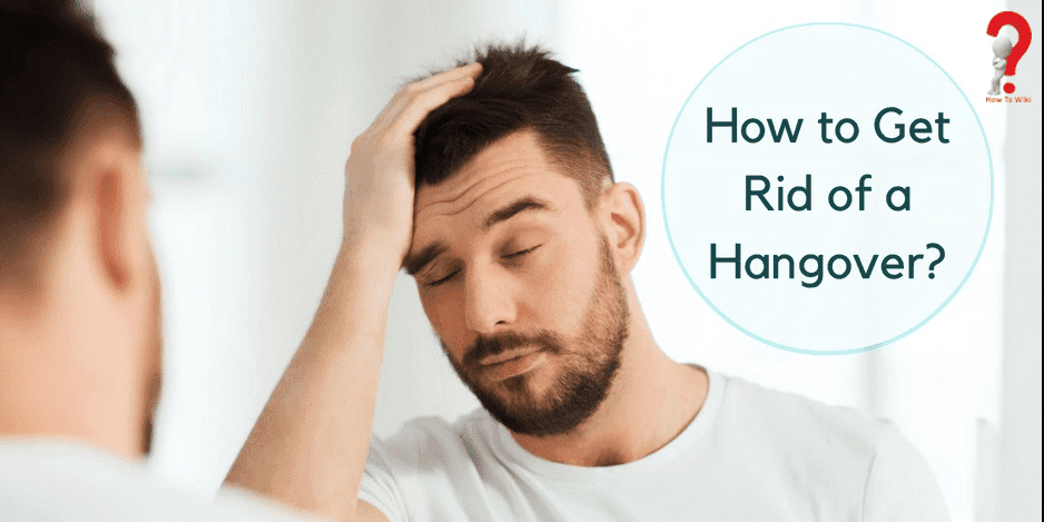how to get over hangover