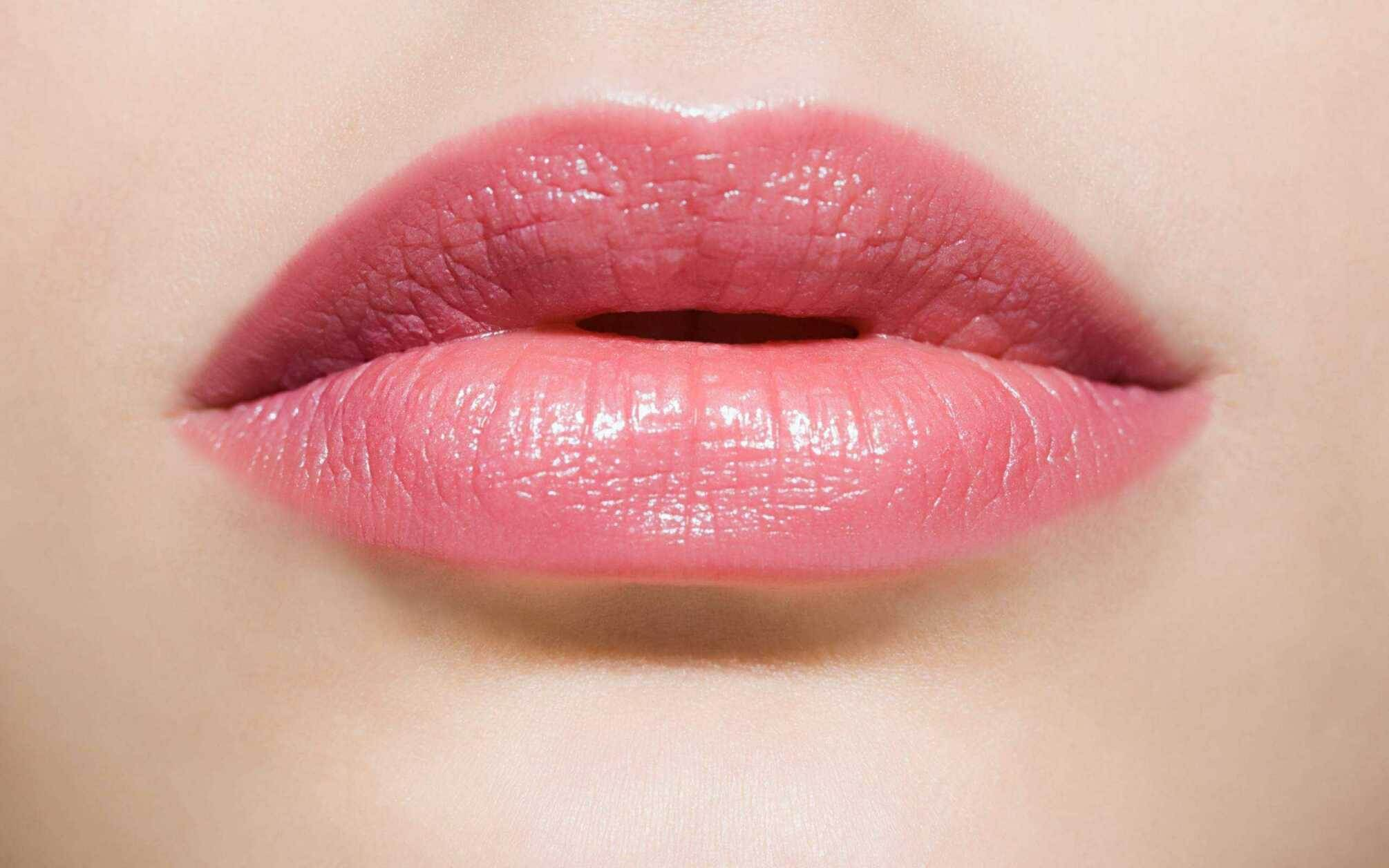 get Pink Lips naturally