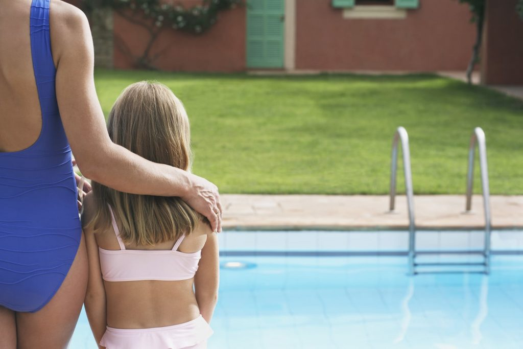 mother and daughter swimsuits
